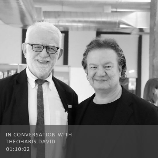 In Conversation with Theoharis David