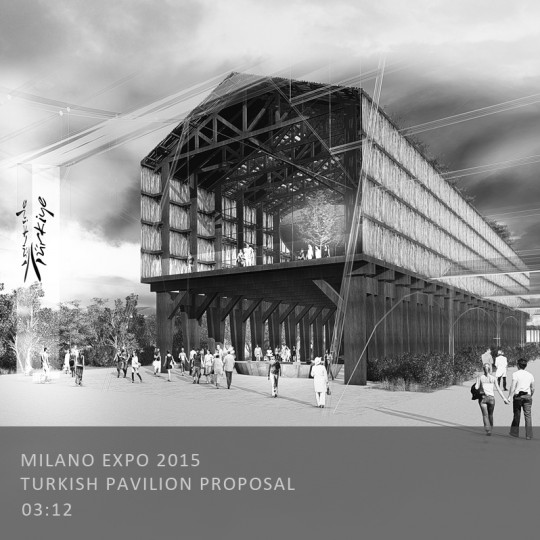 Milano Expo 2015 Turkey Pavilion