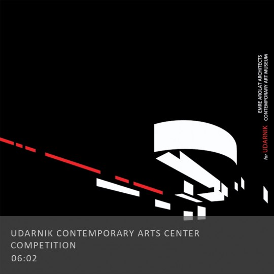 Udarnik Contemporary Arts Museum Competition